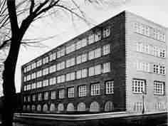 Altes chemnitz architektur der zwanziger jahre for Architektur 20er